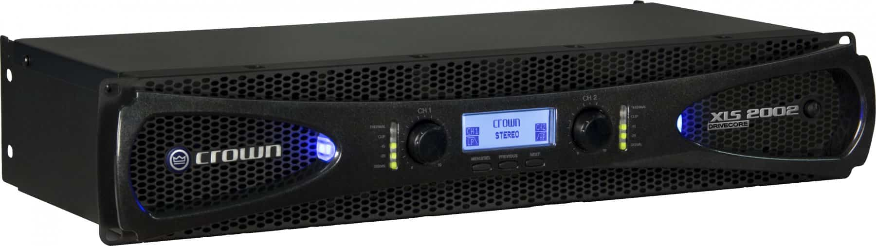 Crown XLS2002 Endstufe Stereo