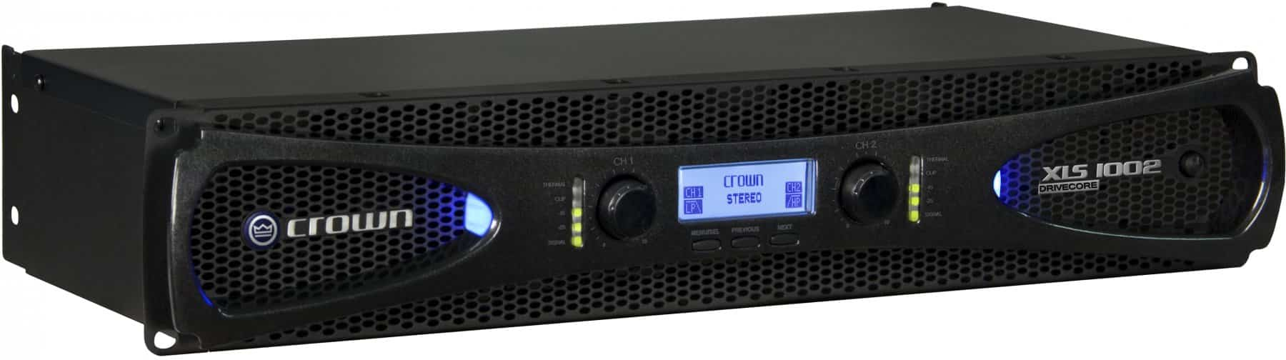 Crown XLS1002 Endstufe Stereo