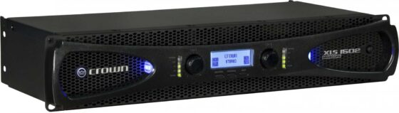 Crown XLS1502 Endstufe Stereo