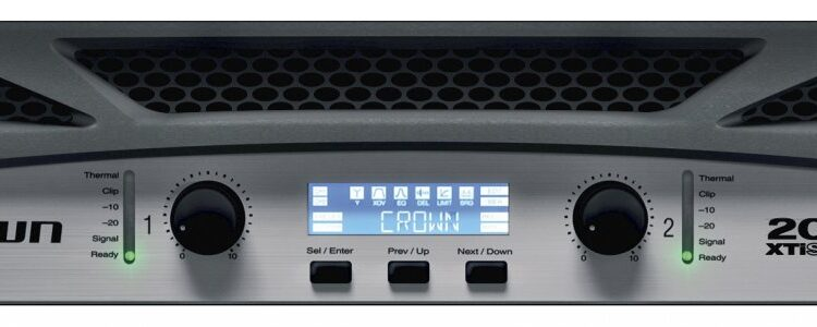 Crown XTi2002 Endstufe Stereo