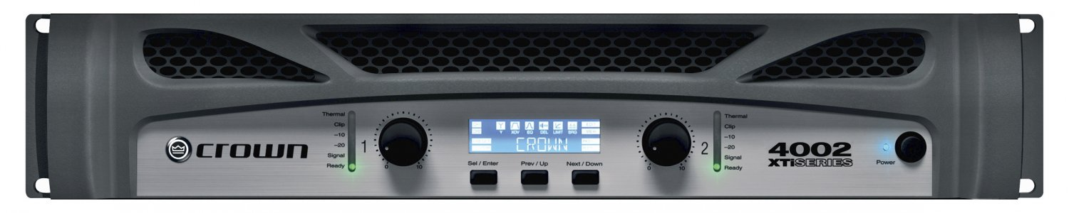 Crown XTI4002 Endstufe Stereo