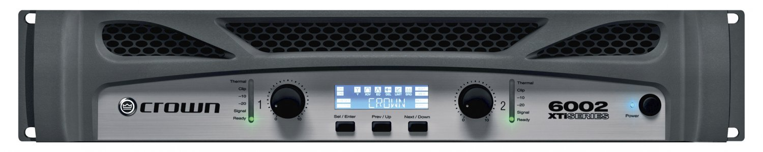 Crown XTI6002 Endstufe Stereo