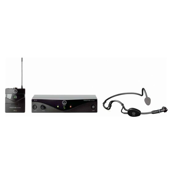 AKG PW45 Sports Headset Set