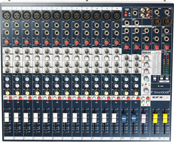 Soundcraft EXF12