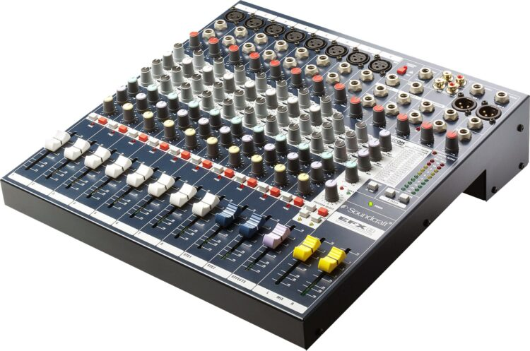 Soundcraft EXF8