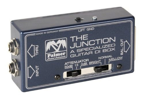 Palmer PDI-09 The Junction passive DI-Box für Gitarren