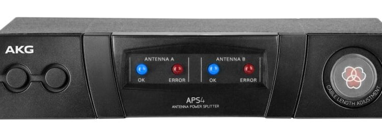 AKG APS4 ON Antennensplitter