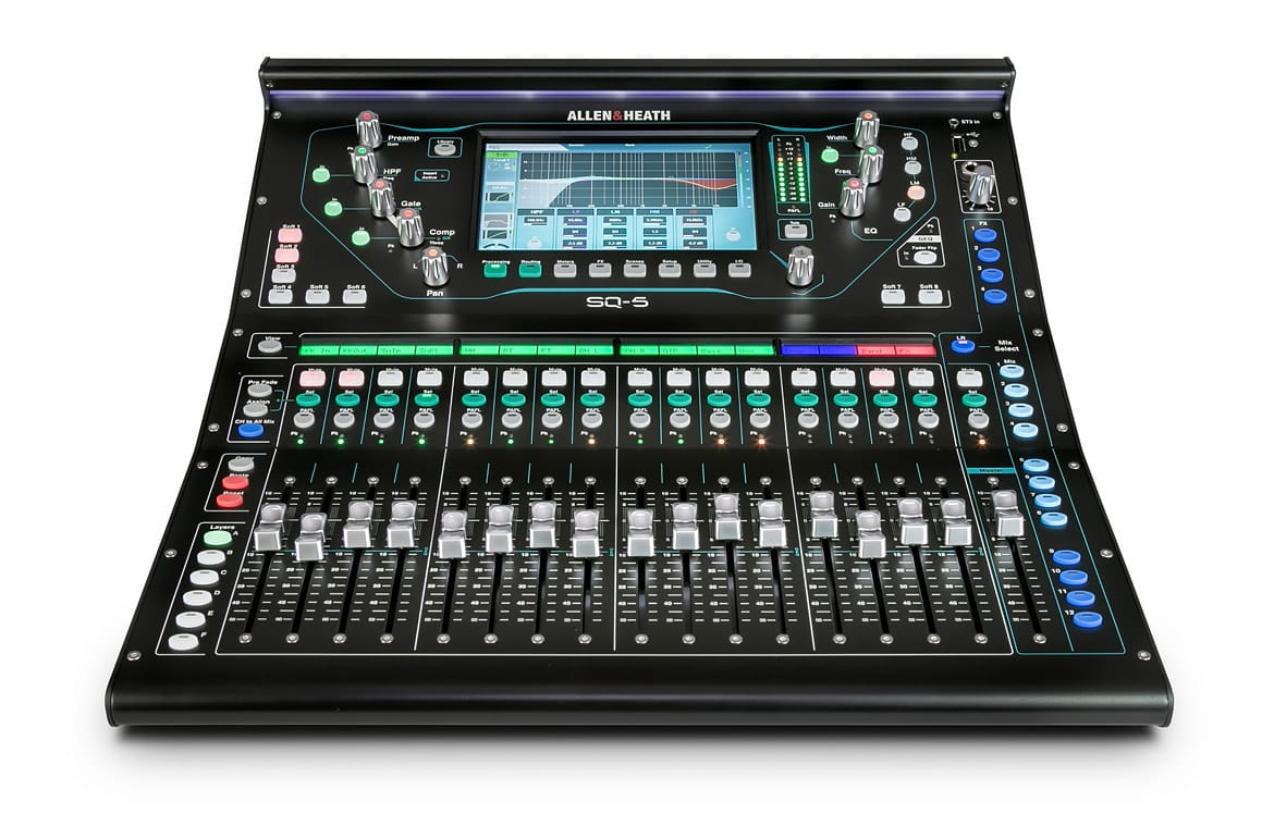 Allen & Heath SQ-5 SQ5 Digital Mischpult