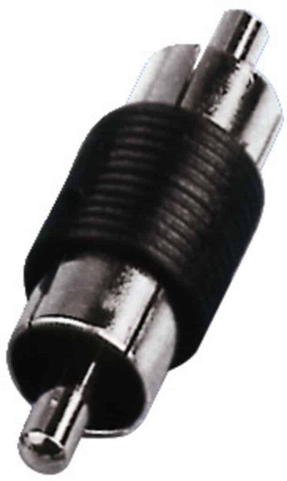 Monacor NTA-101 Cinch-Stecker auf Cinch-Stecker