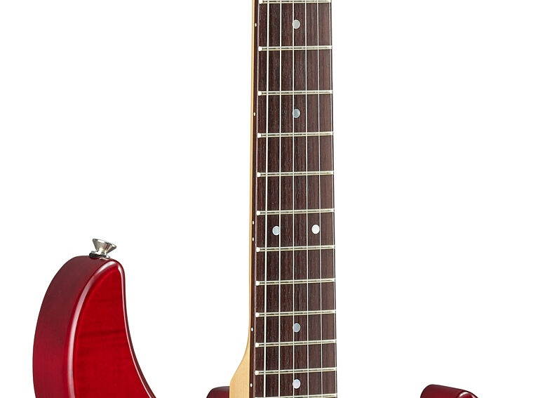 Yamaha PA612 VII FMXFR Fired Red Pacifica Serie