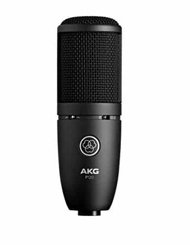 AKG P120 Perception Studio Kondensator Mikrofon