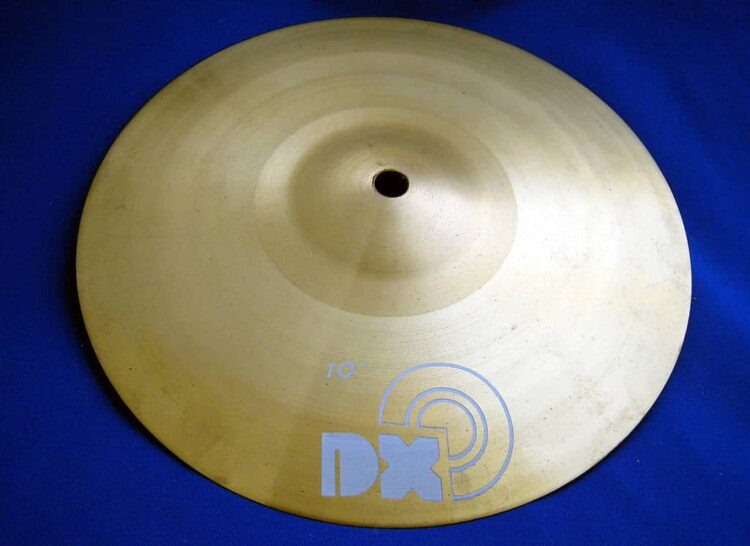 "Dixon PY110 PY-110 Splash Crash 10"" Becken"