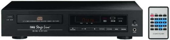 IMG Stage Line CD-156 Stereo CD- und MP3-Player
