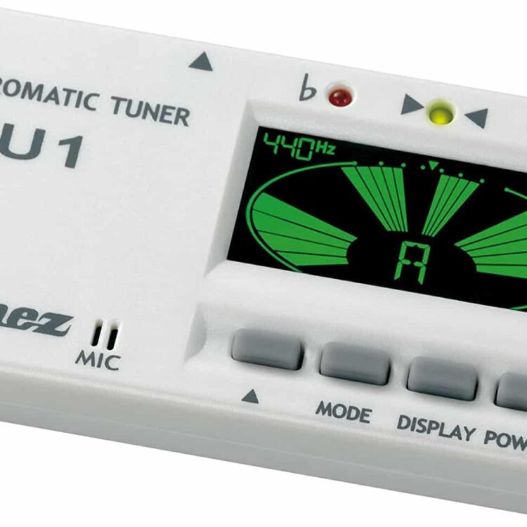 Ibanez CU1 Chromatic Tuner Guitar & Bass