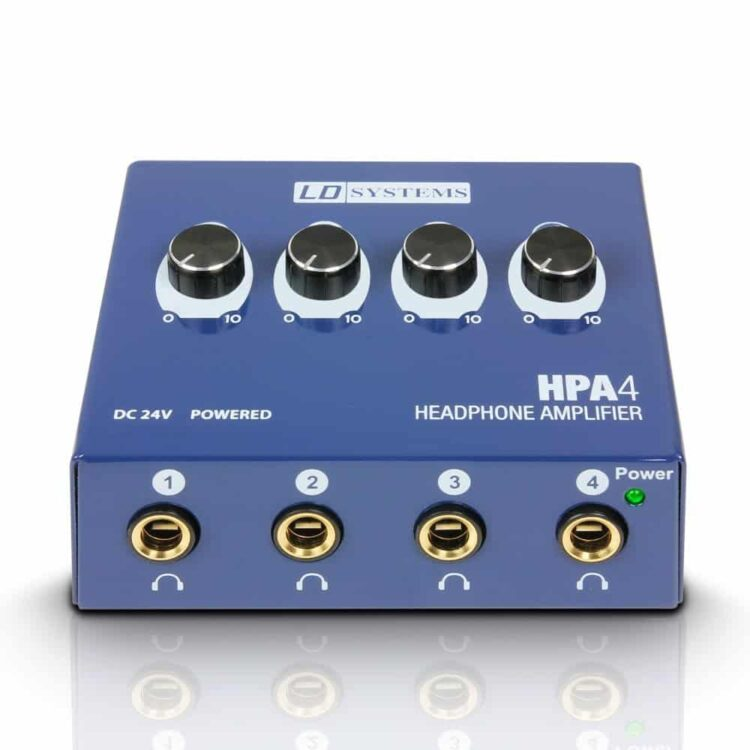 LD Systems HPA-4