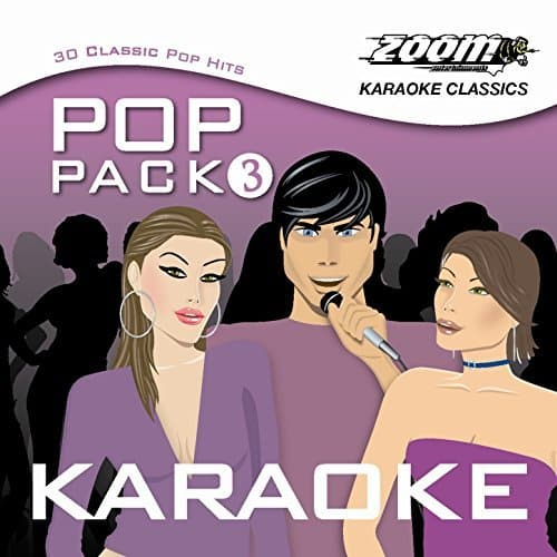 Zoom ZPP03 The Pop Pack Series Volume 3 - Karaoke CDG